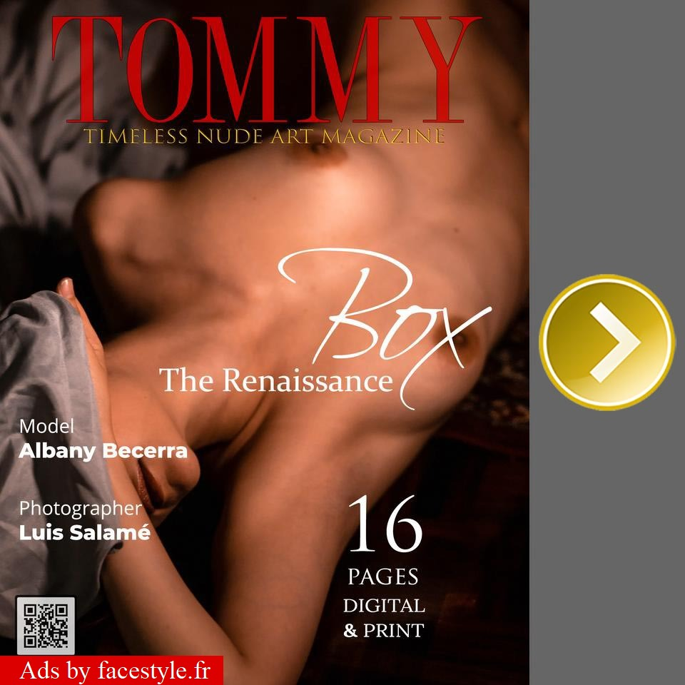 Tommy Magazine - Albany Becerra - The Renaissance Box