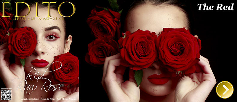 Ang�lique - Red Raw Rose