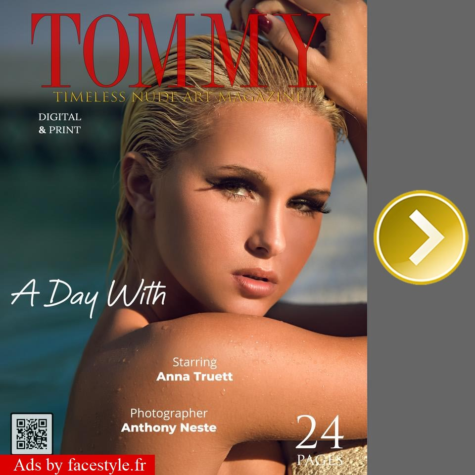 Tommy Magazine - Anna Truett - A Day With