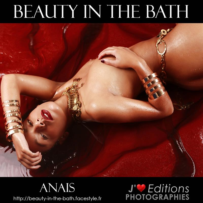 Beauty In The Bath - Nu & Beauté - Anais