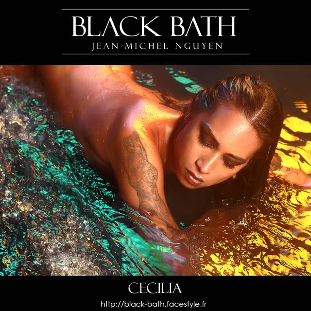 Black Bath - Collection Nude & Beauty - Cecilia Koh-Lanta