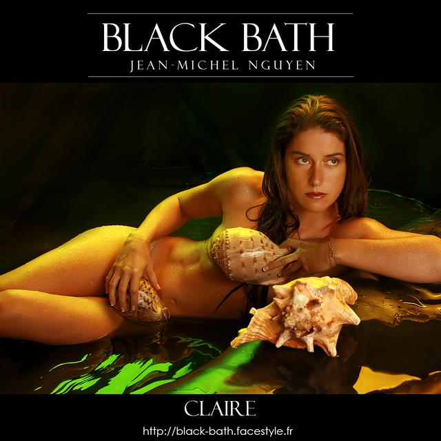 Black Bath - Collection Nude & Beauty - Claire Koh-Lanta