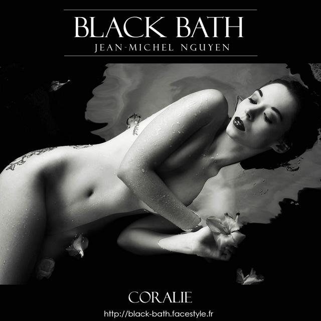 Black Bath - Collection Nude & Beauty - Coralie Mannequin