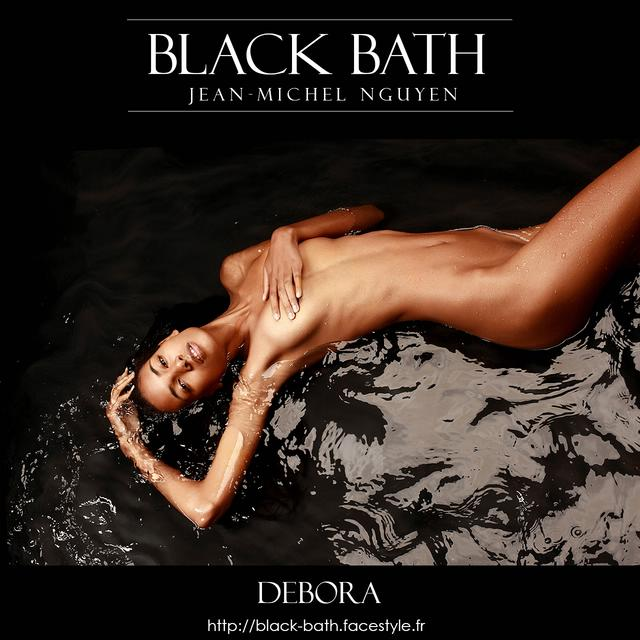 Black Bath - Collection Nu & Beauté - Debora Mannequin