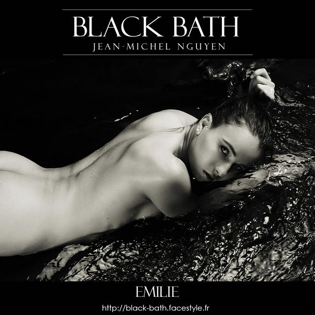 Black Bath - Collection Nude & Beauty - Emilie