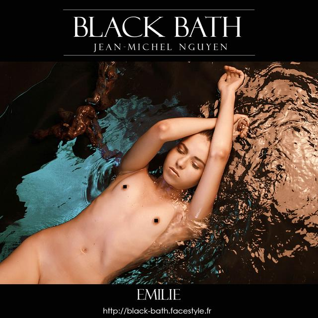 Black Bath - Collection Nu & Beauté - Emilie