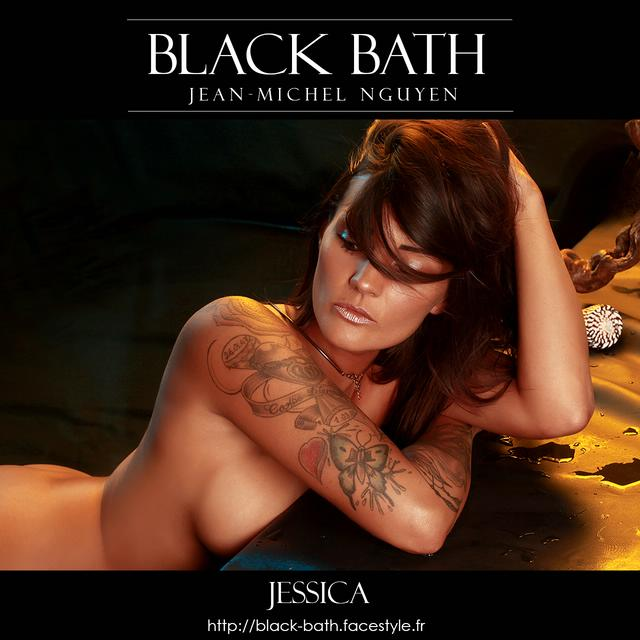 Black Bath - Collection Nude & Beauty - Jessica Koh-Lanta
