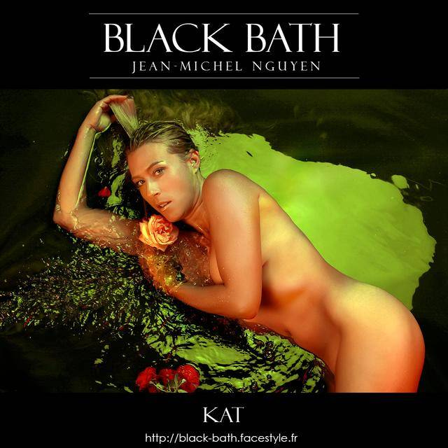 Black Bath - Collection Nu & Beauté - Kat