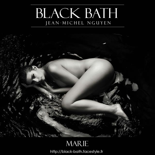 Black Bath - Collection Nude & Beauty - Marie