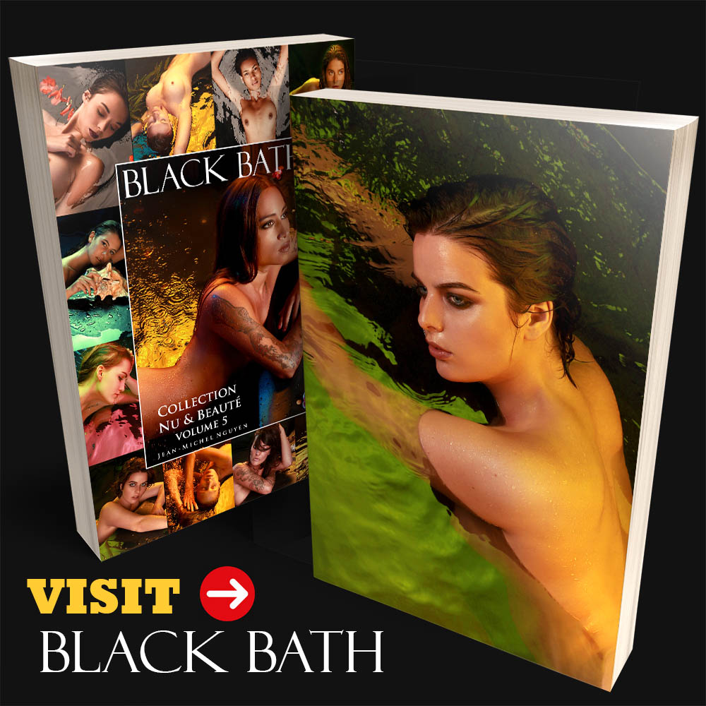 Black Bath - Nude & Beauty - Leeloo