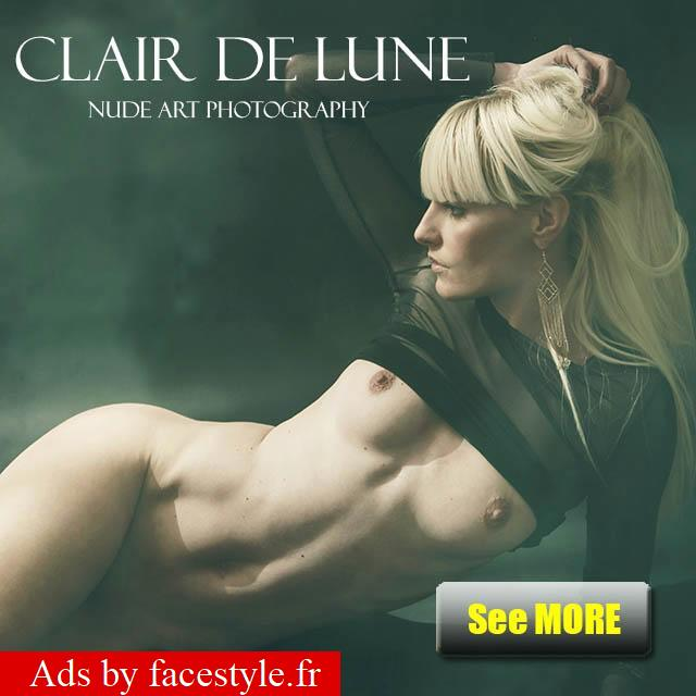 Clair De Lune - Photo Nu & Beaut� - Anais Deroy