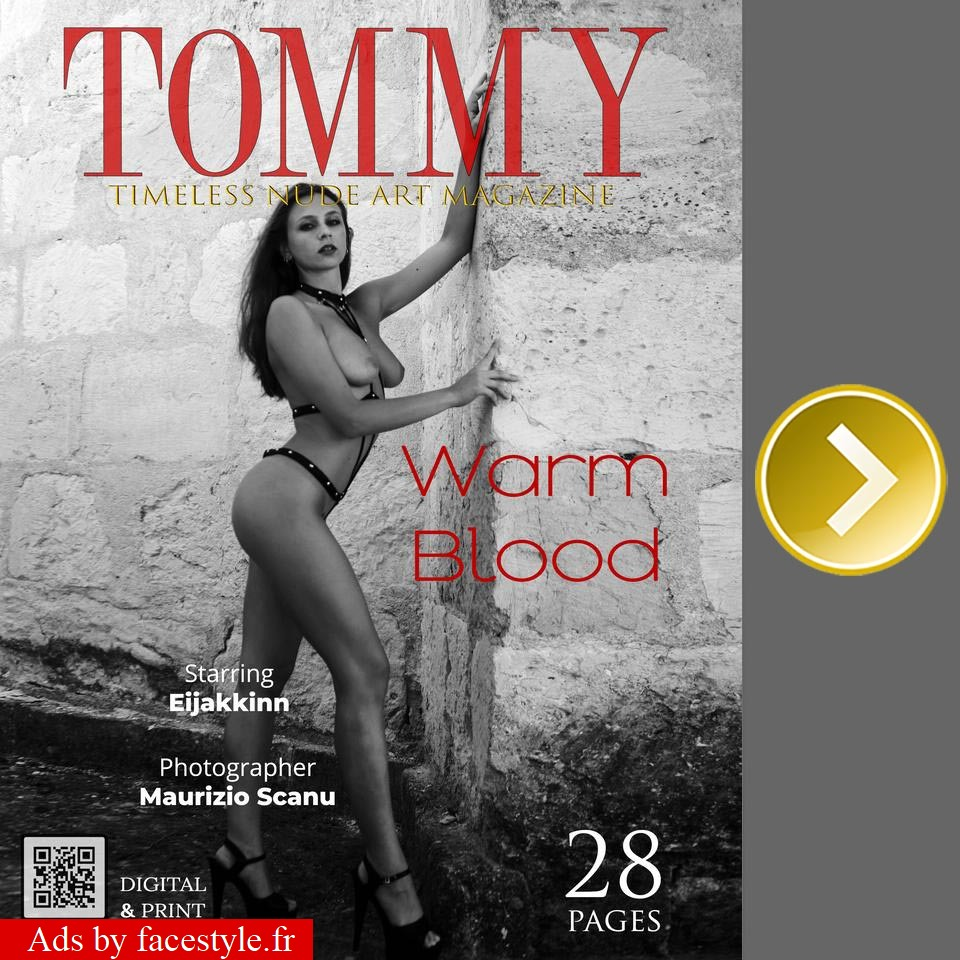 Tommy Magazine - Eijakkinn - Warm Blood