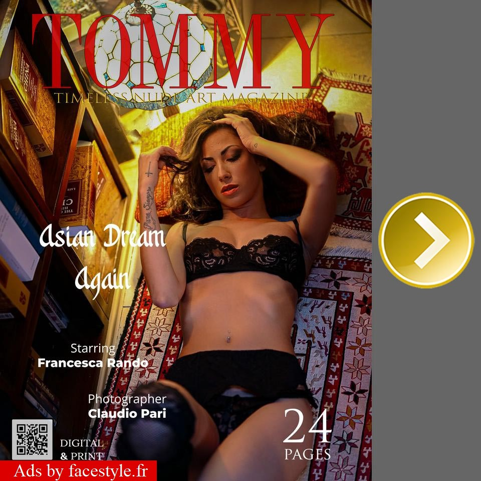 Tommy Magazine - Francesca Rando - Asian Dream Again