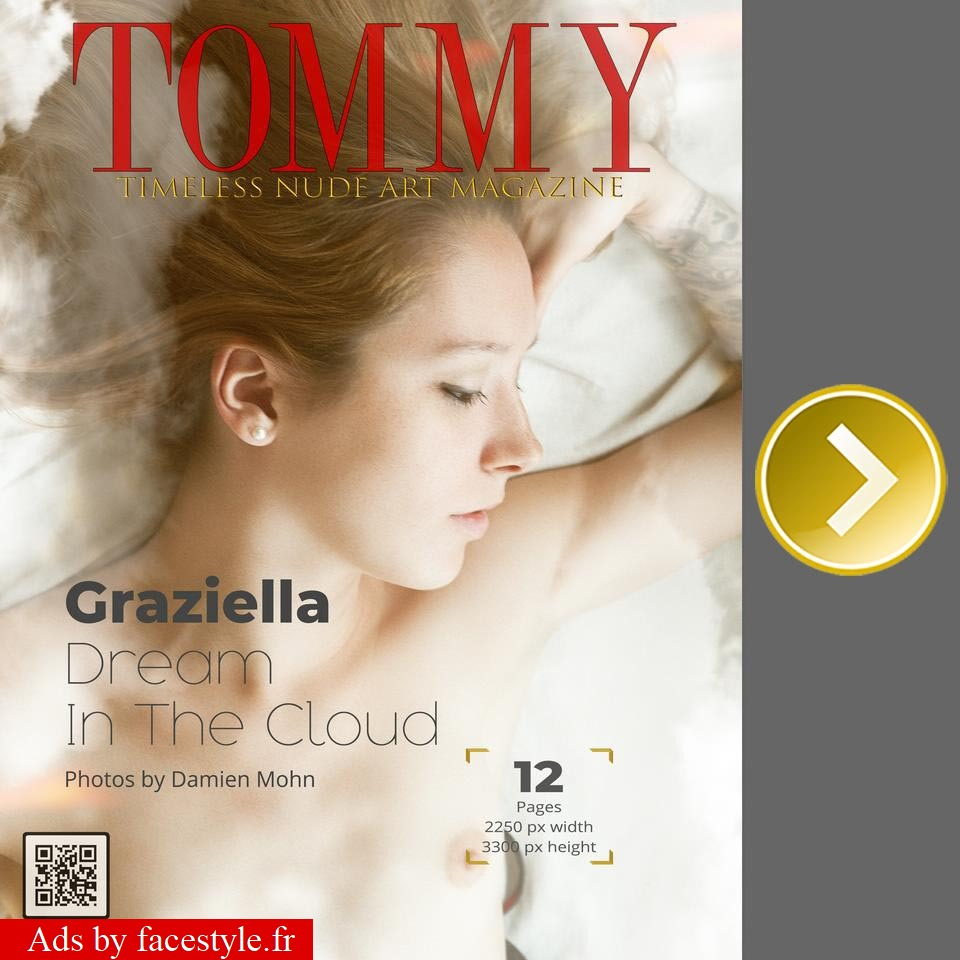 Tommy Magazine - Graziella - Dream In The Cloud