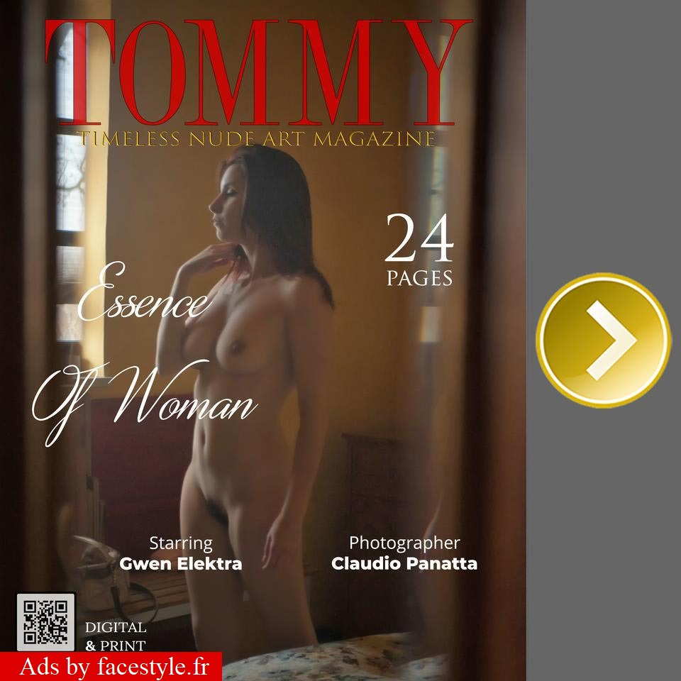Tommy Magazine - Gwen Elektra - Essence Of Woman