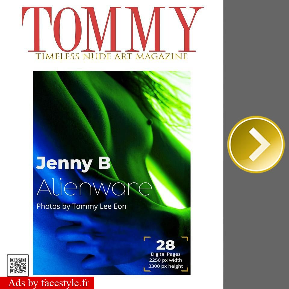 Tommy Magazine - Alienware