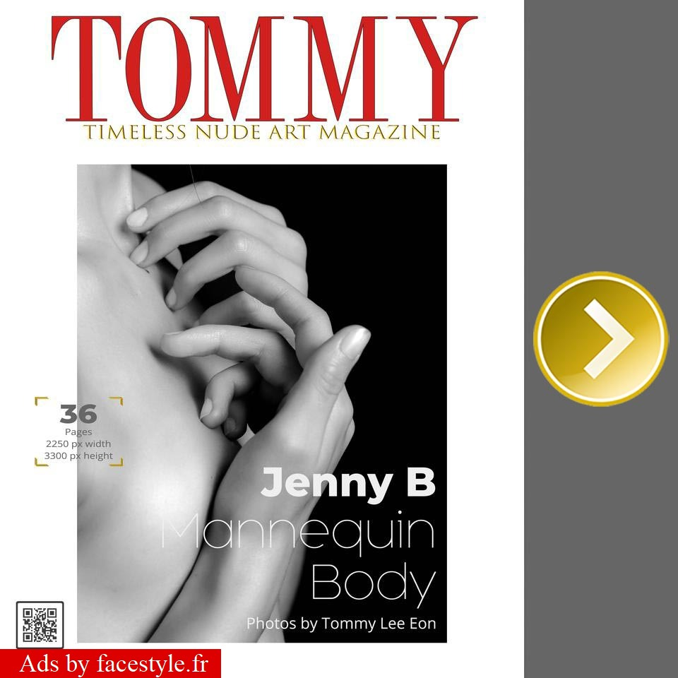 Tommy Magazine - Mannequin Body