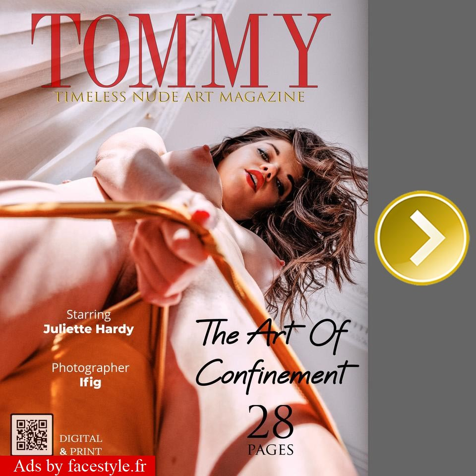 Tommy Magazine - Juliette Hardy - The Art Of Confinement