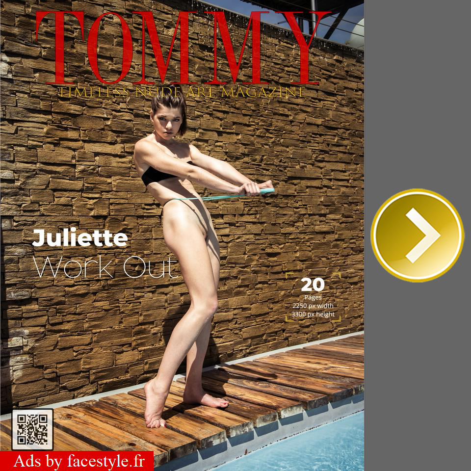 Tommy Magazine - Juliette Hardy - Work Out