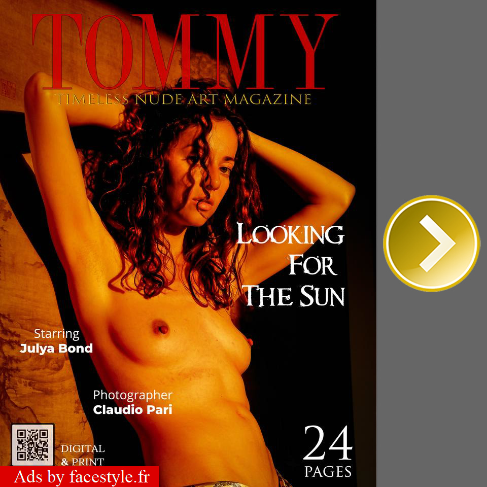 Tommy Magazine - Julya Bond - Looking For The Sun