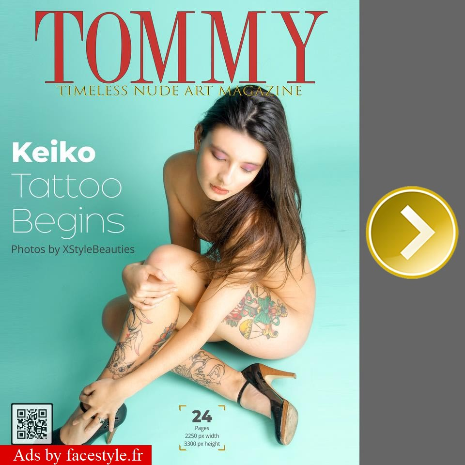 Tommy Magazine - Tattoo Begins