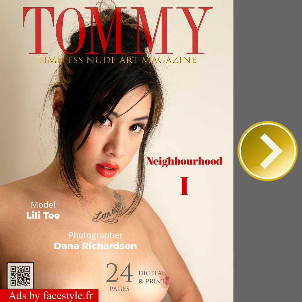 Tommy Magazine - Lili Tee - Neighbourhood I