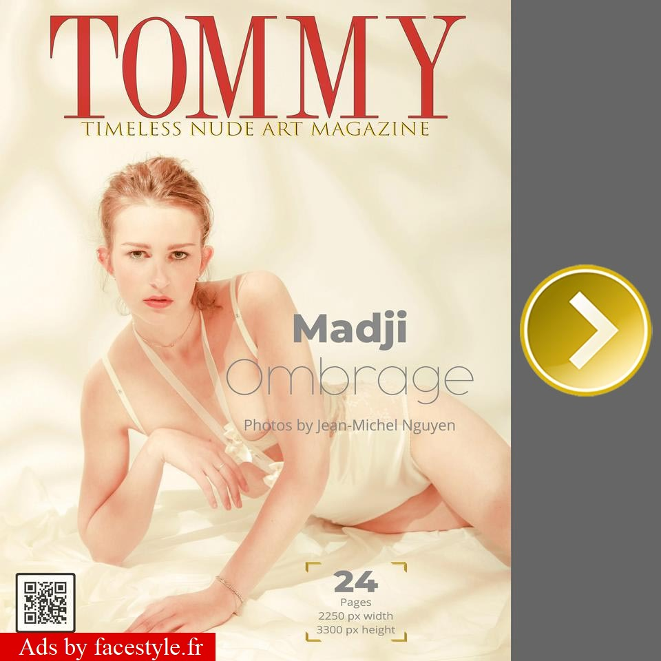 Tommy Magazine - Ombrage