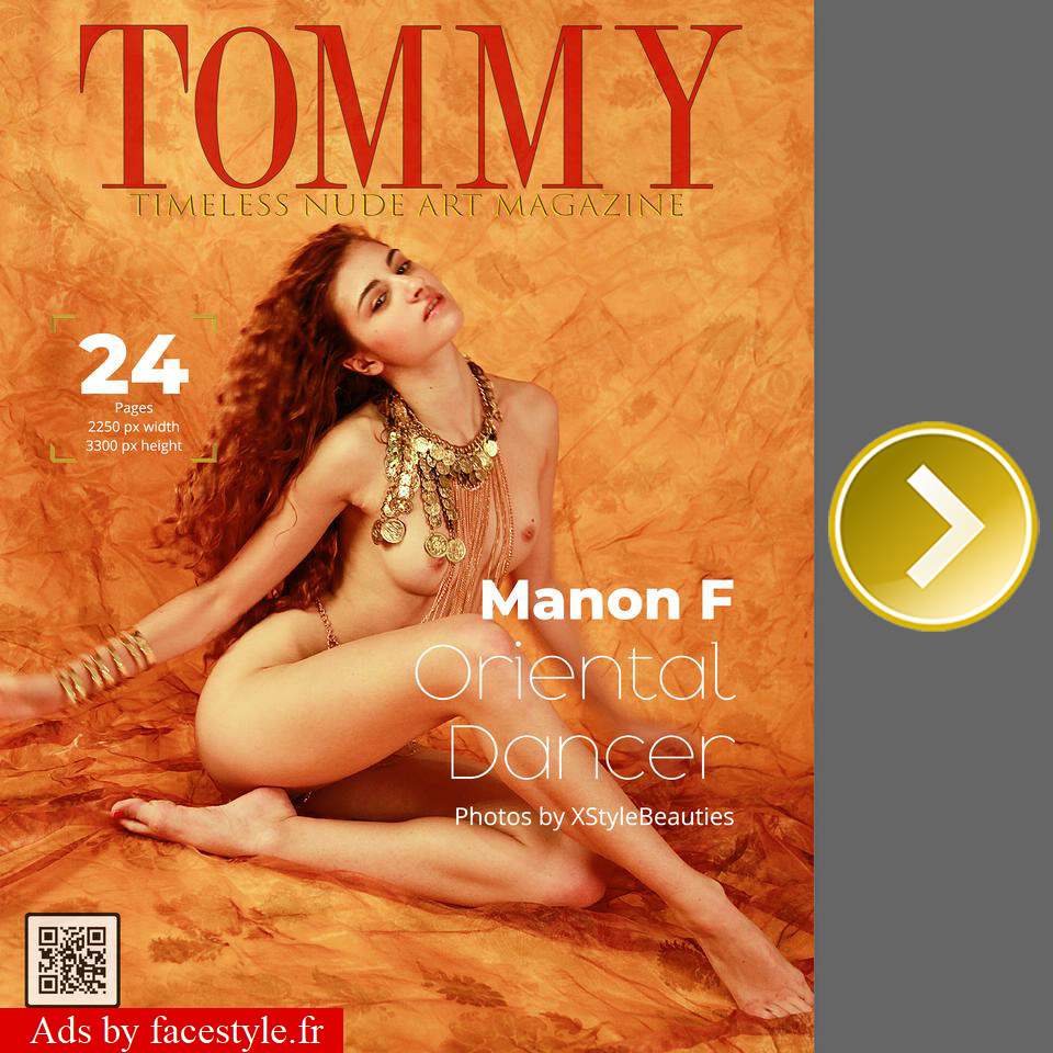 Tommy Magazine - Manon F - Oriental Dancer