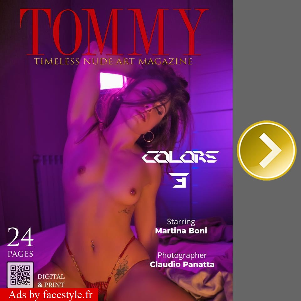 Tommy Magazine - Martina Boni - Colors 3