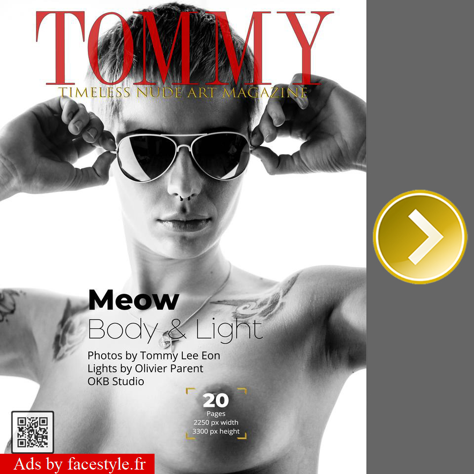 Tommy Magazine - Body and Light