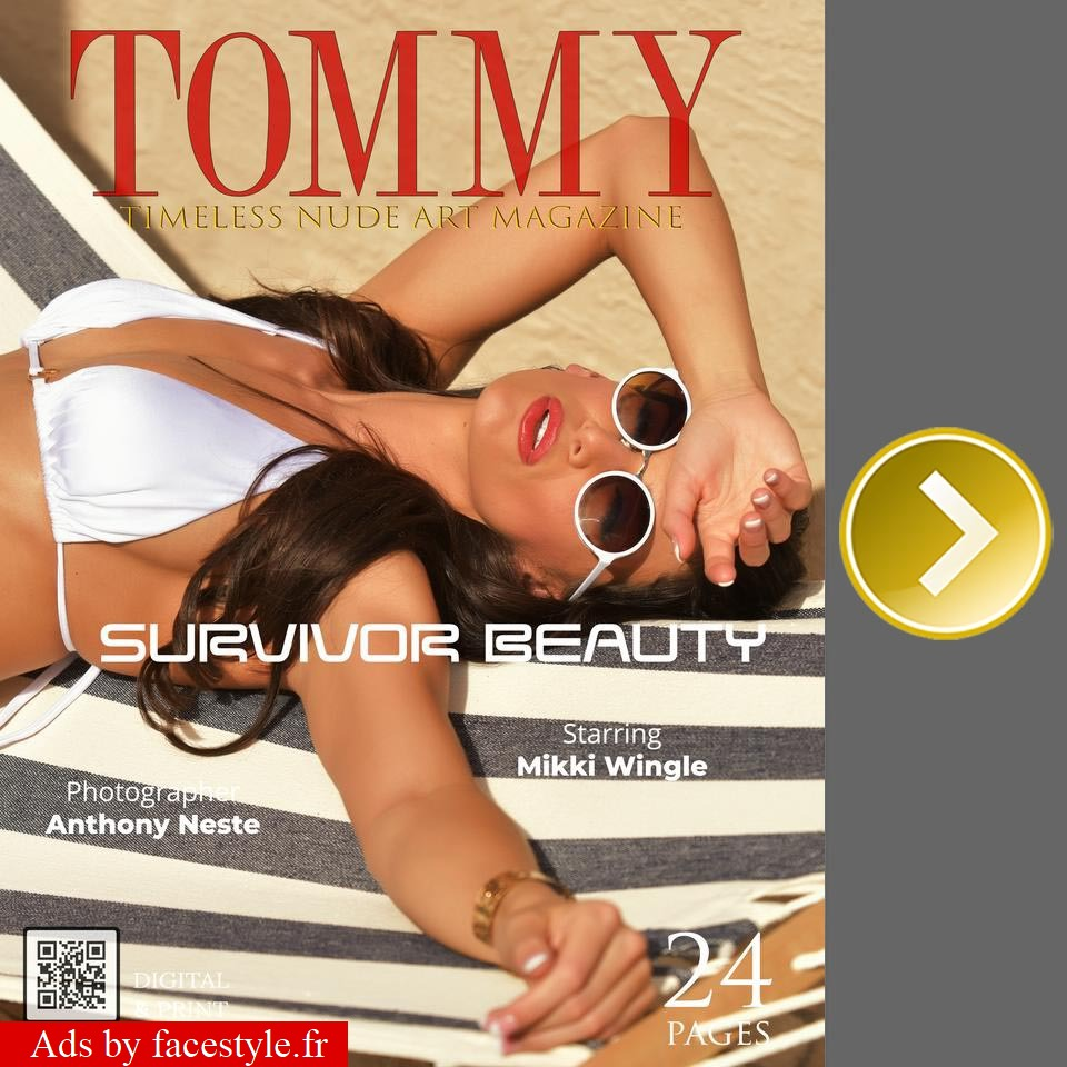 Tommy Magazine - Mikki Wingle - Survivor Beauty