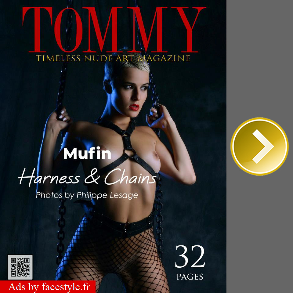 Tommy Magazine - Mufin - Harness And Chains