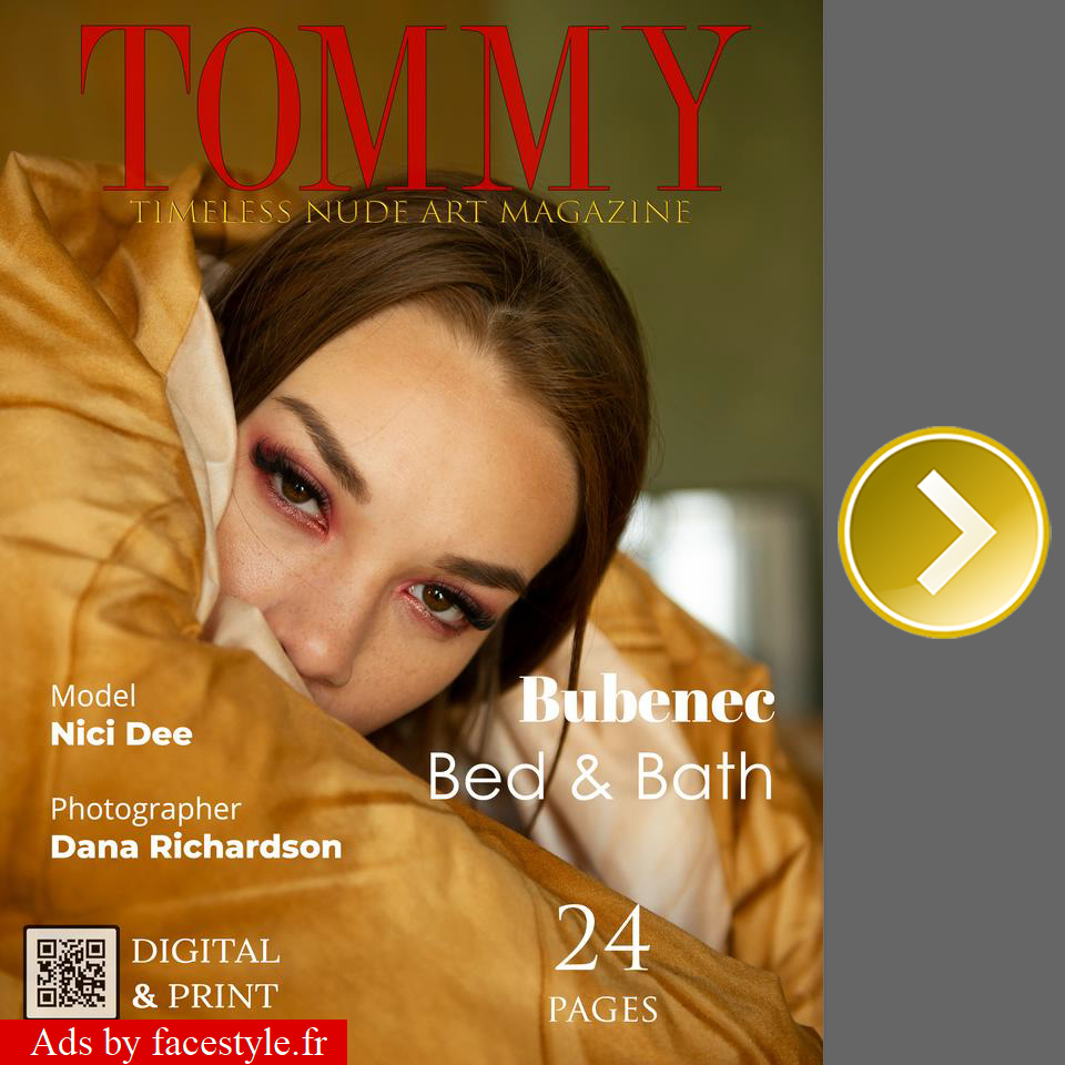 Tommy Magazine - Nici Dee - Bubenec Bed and Bath