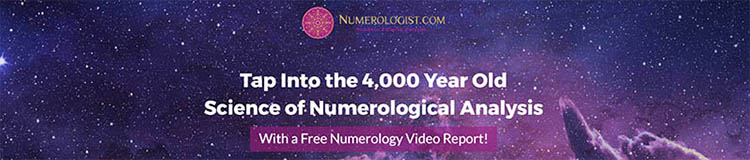 Numerologist 1st in the world