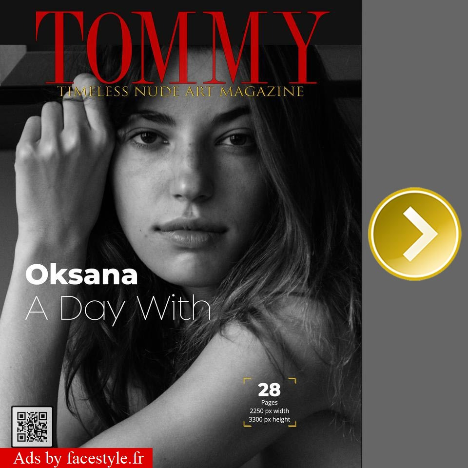 Tommy Magazine - Oksana - A Day With
