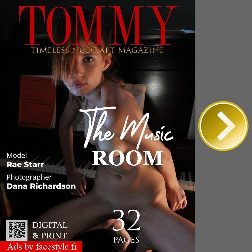 Tommy Magazine - Rae Starr - The Music Room