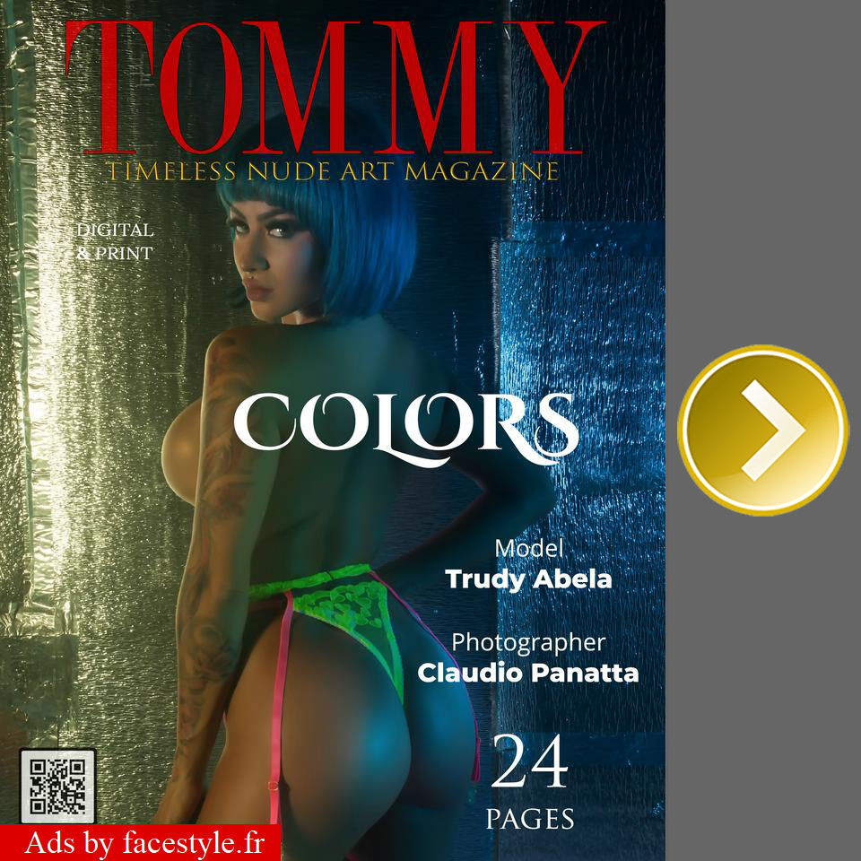 Tommy Magazine - Trudy Abela - Colors