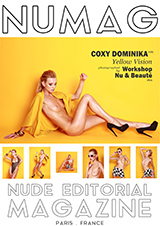 coxy in yellow vision by workshop nu beaute numag cover.jpg